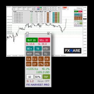 FX Harvest Pro 7